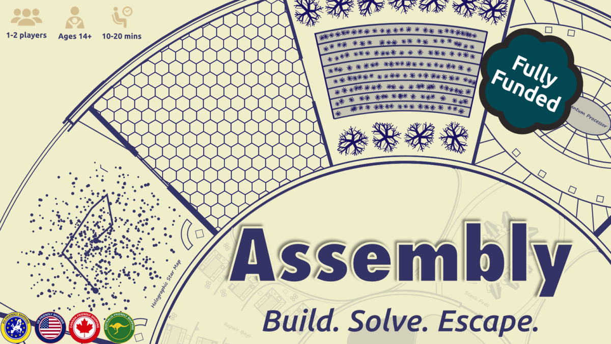 Assembly board game