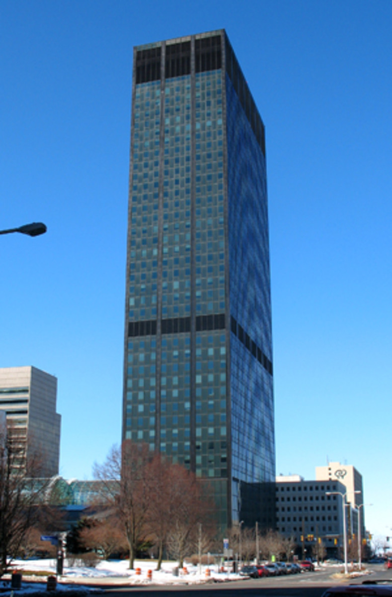 Cleveland's Erieview Tower