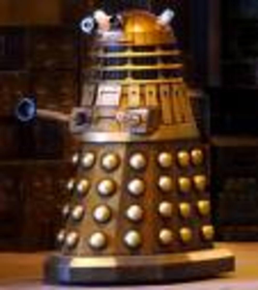 The image of a true Dalek...exterminate!!