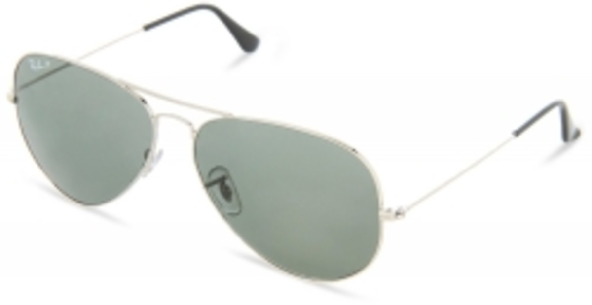 Ray Ban Aviator Sizes