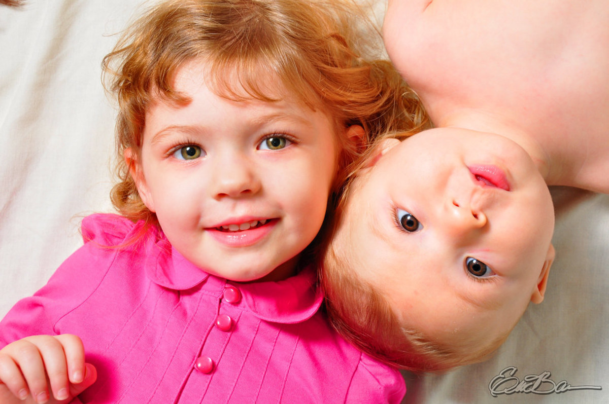 Sibling Rivalry: The ins, Outs, and Dealing with it