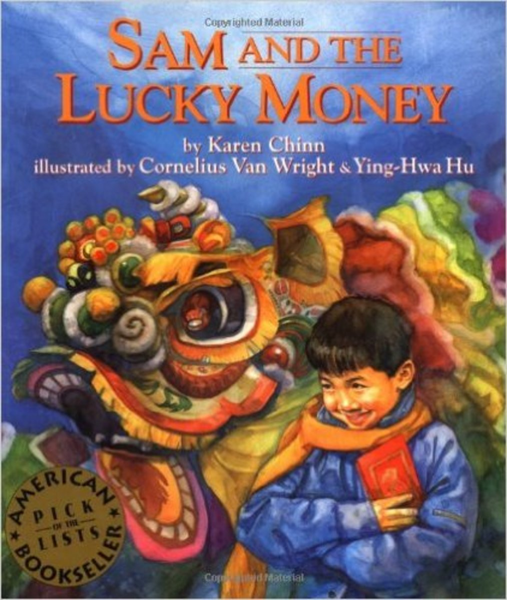 Sam and the Lucky Money:  Best Books for Boys:  Families with Children from China