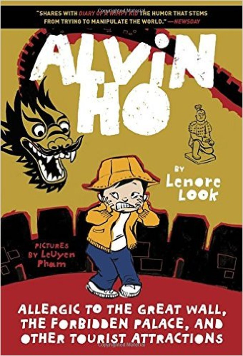 Alvin Ho:  Best Books for Boys:  Families with Children from China