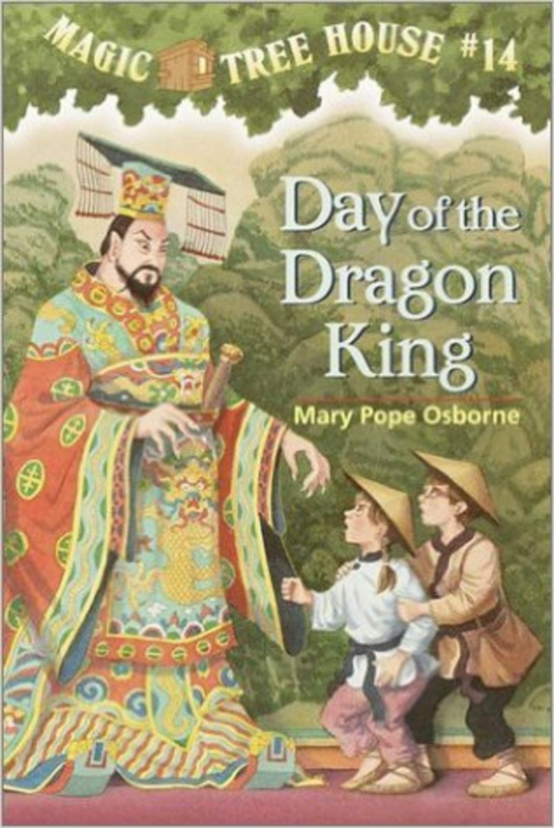 Day of the Dragon King:  Best Books for Boys:  Families with Children from China