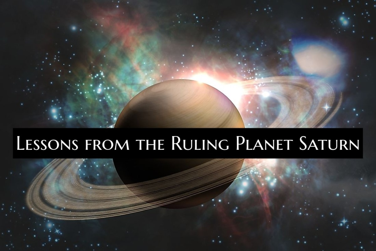 Everything You Need to Know about the Ruling Planet Saturn