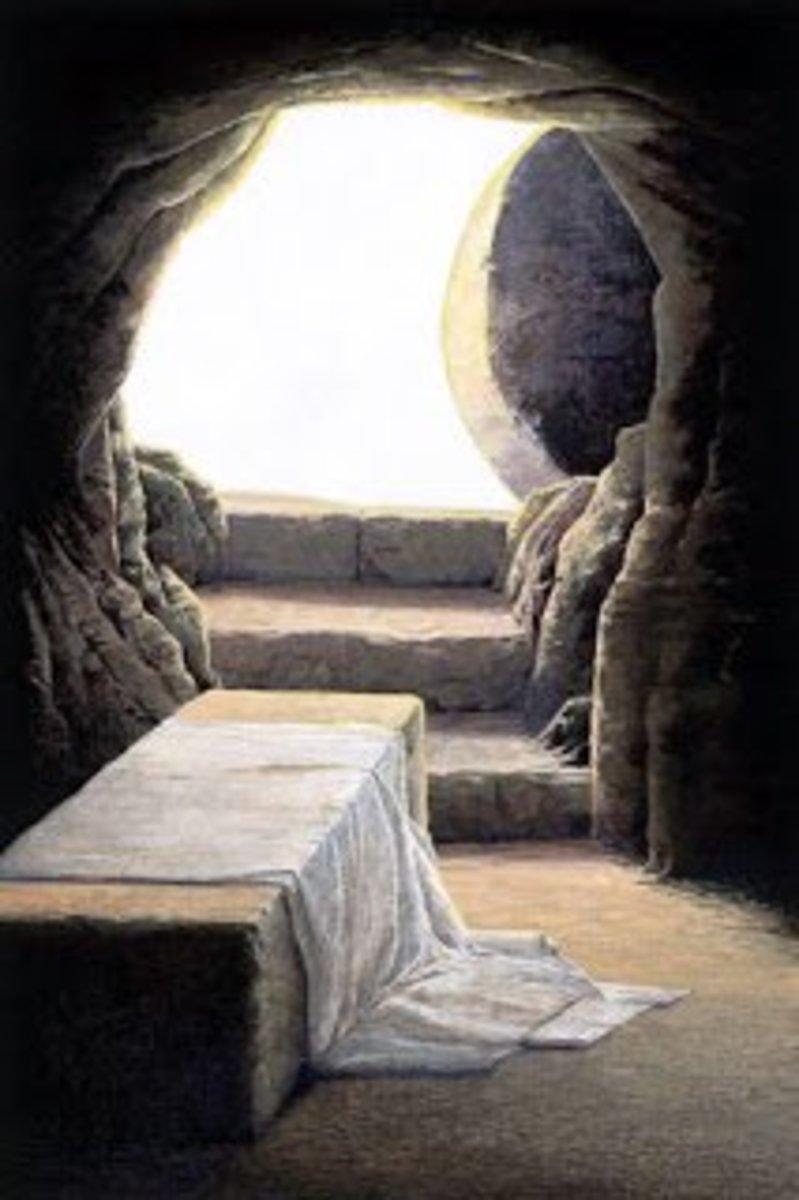 Christ's Tomb is Empty