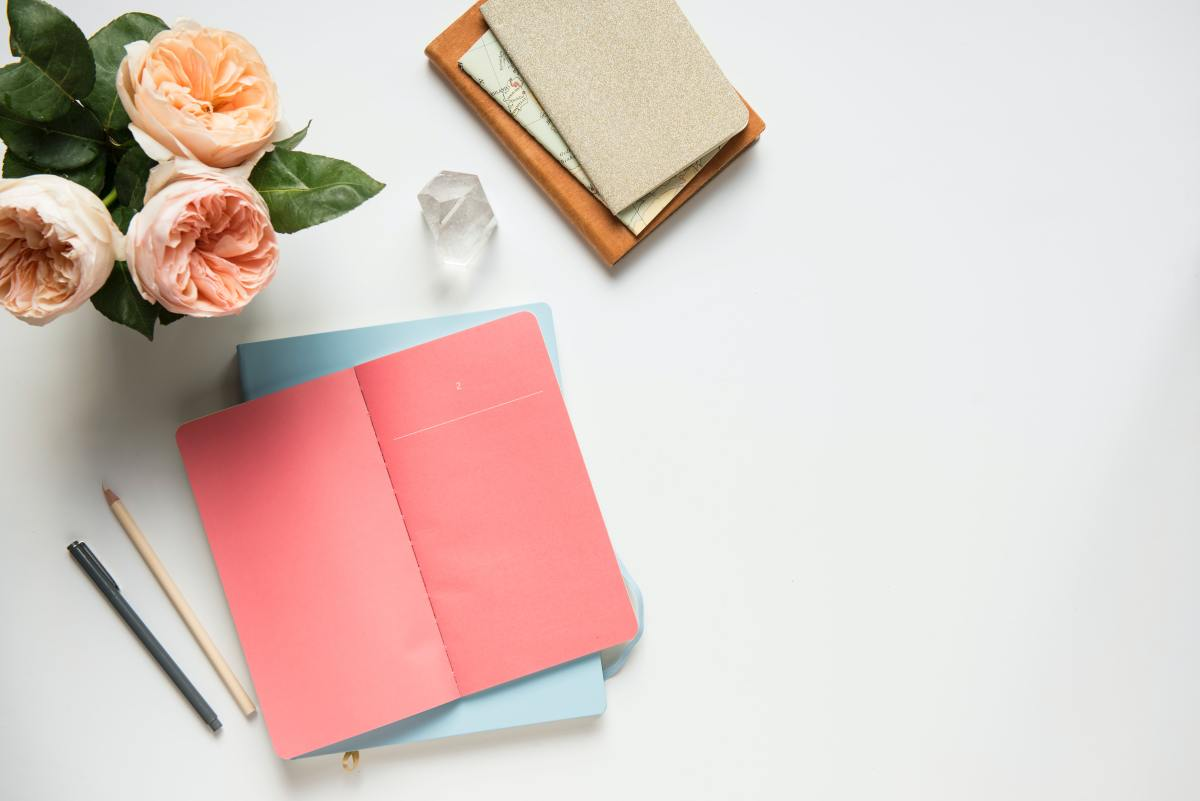 Online stores such as Amazon and Stationery Pal make it really easy to find aesthetic stationery and cute notebooks!