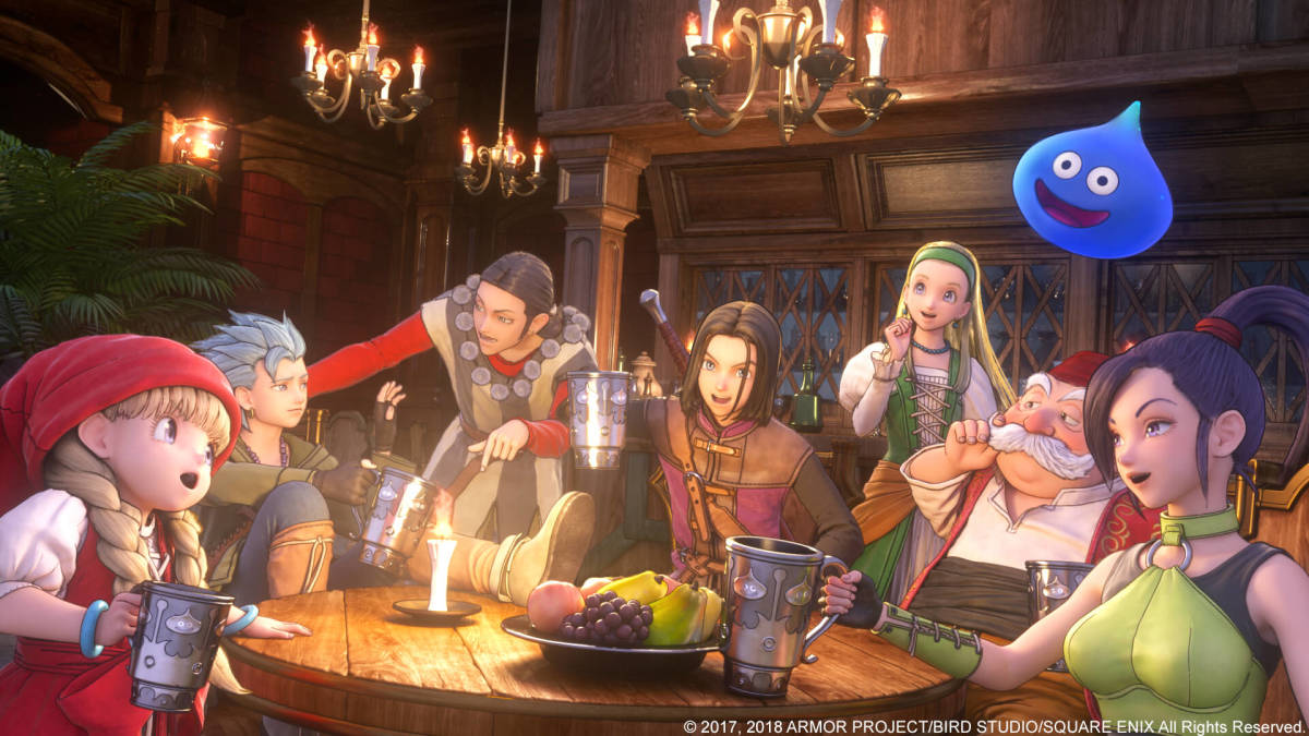 """If you're looking to play your first """"Dragon Quest"""" game, you would be wise to choose this entry."""