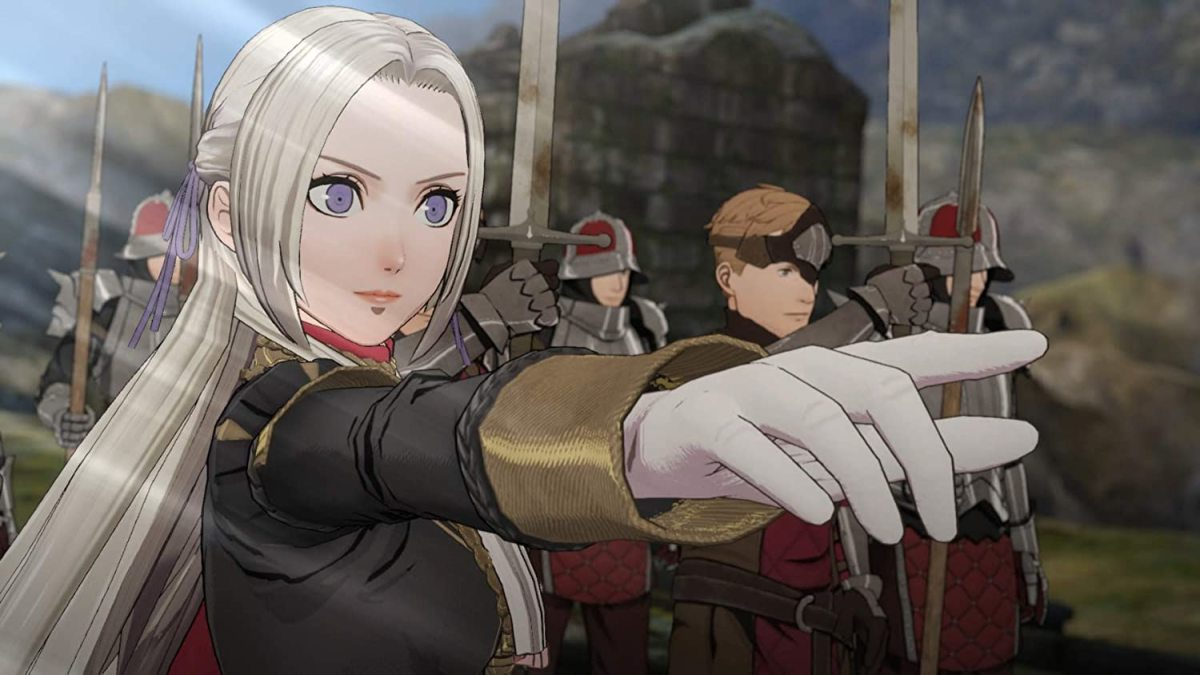 """""""Fire Emblem: Three Houses"""" required multiple playthroughs on different routes to experience every aspect of its huge narrative."""