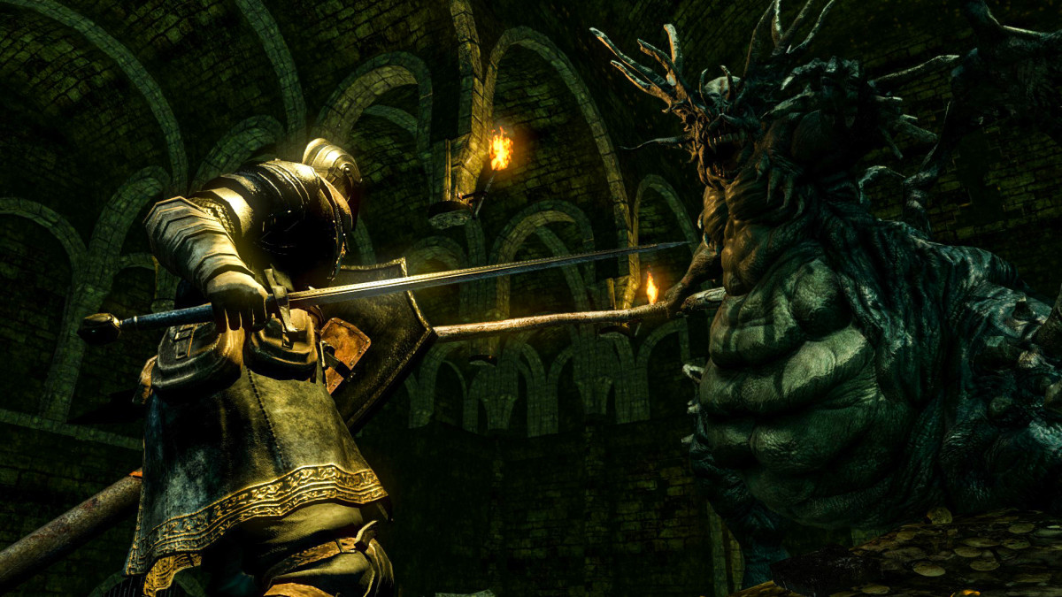 """The unique design of """"Dark Souls"""" inspired its own """"Soulslike"""" subgenre of games."""