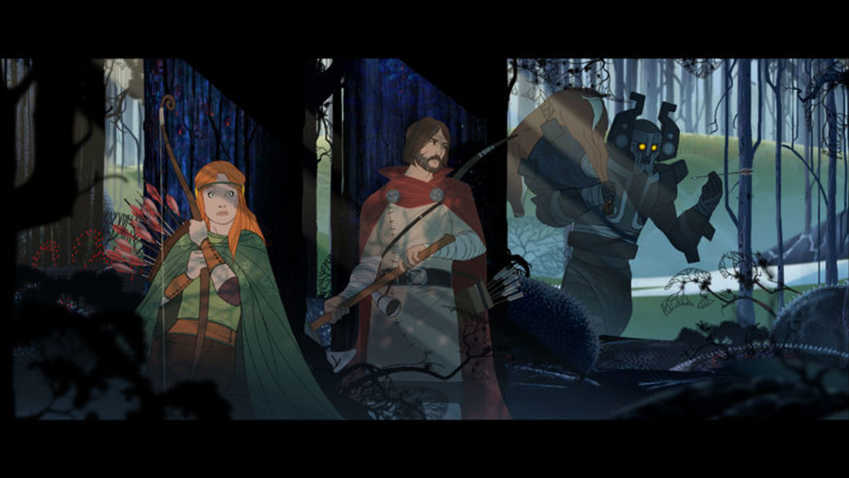 """The first """"Banner Saga"""" game set up the largest and widest affecting choice players had to make throughout the trilogy"""