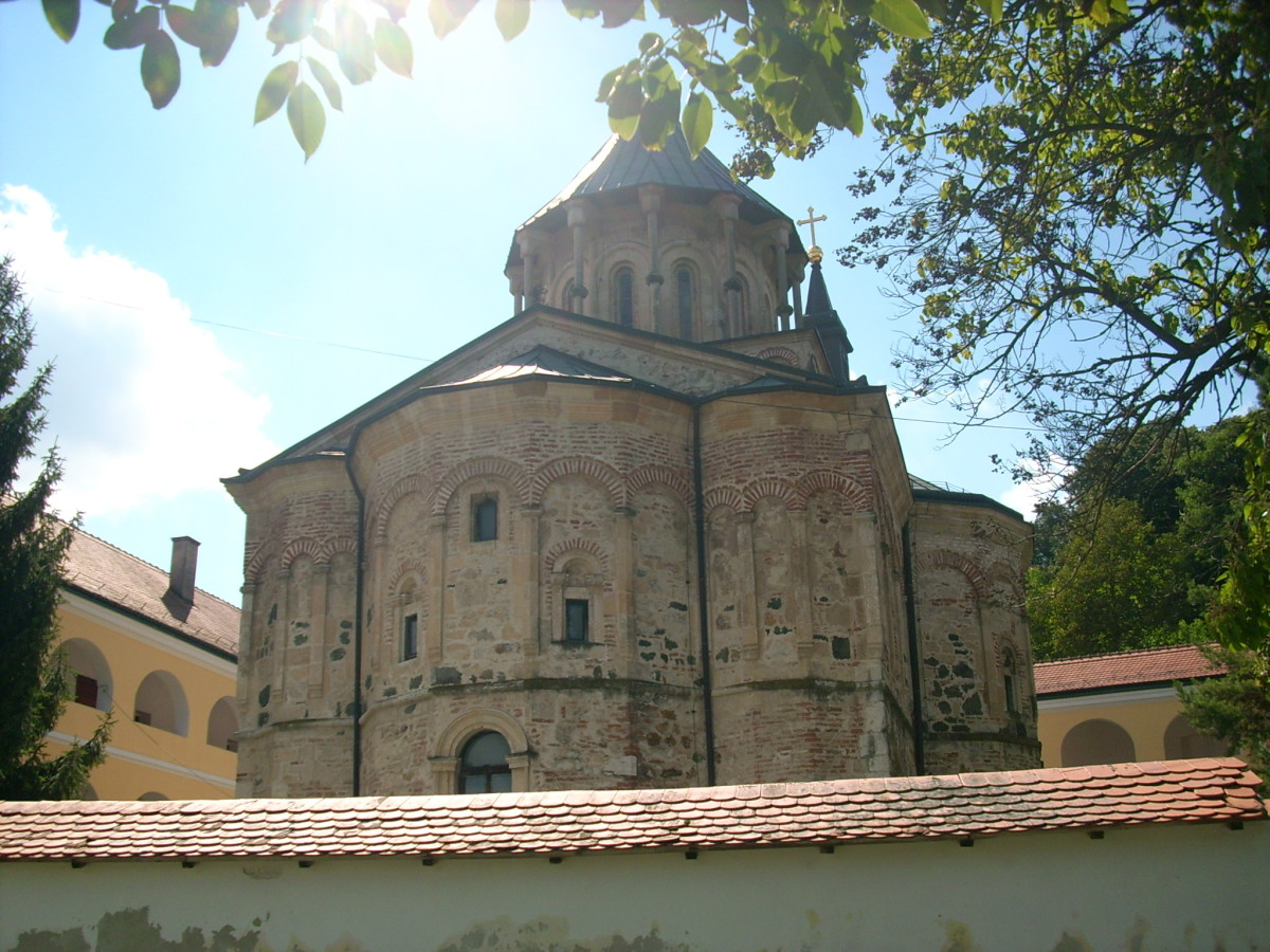 Hopovo Monastery is located on the southern slopes of Fruska Gora, near Irig.