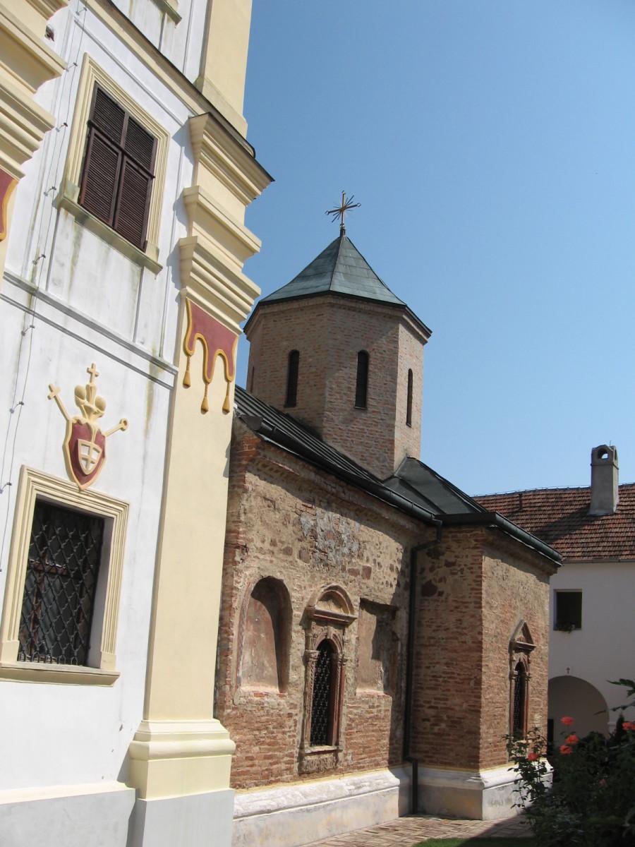 Monastery Velika Remeta - Serbia, 16th century.