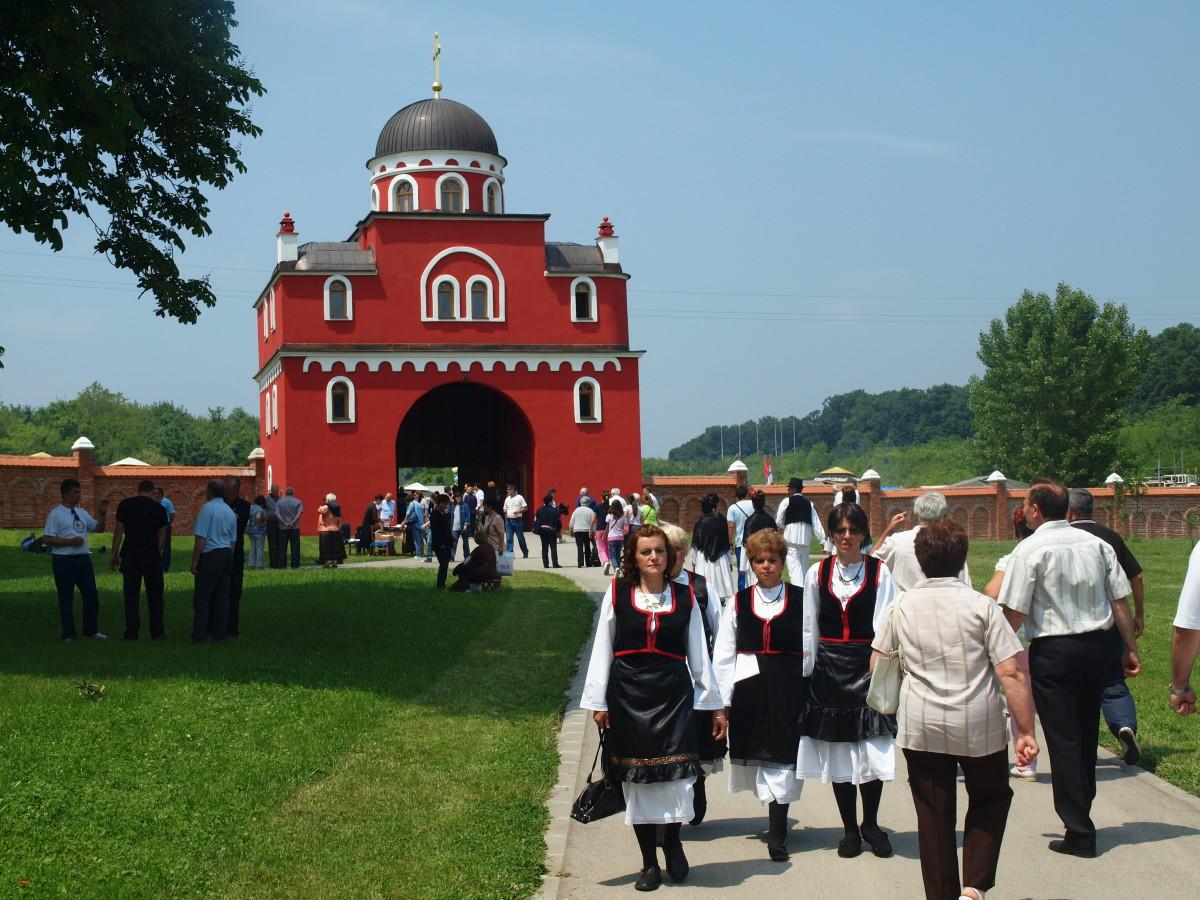 Krusedol Monastery 16th century.