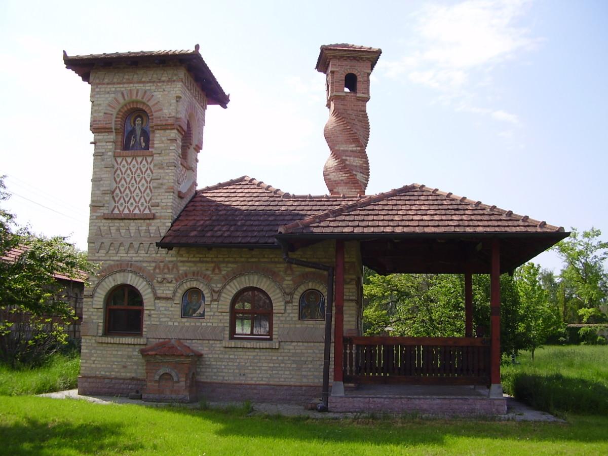 Kovilj monastery, Fruška Gora, Serbia, 13th century.