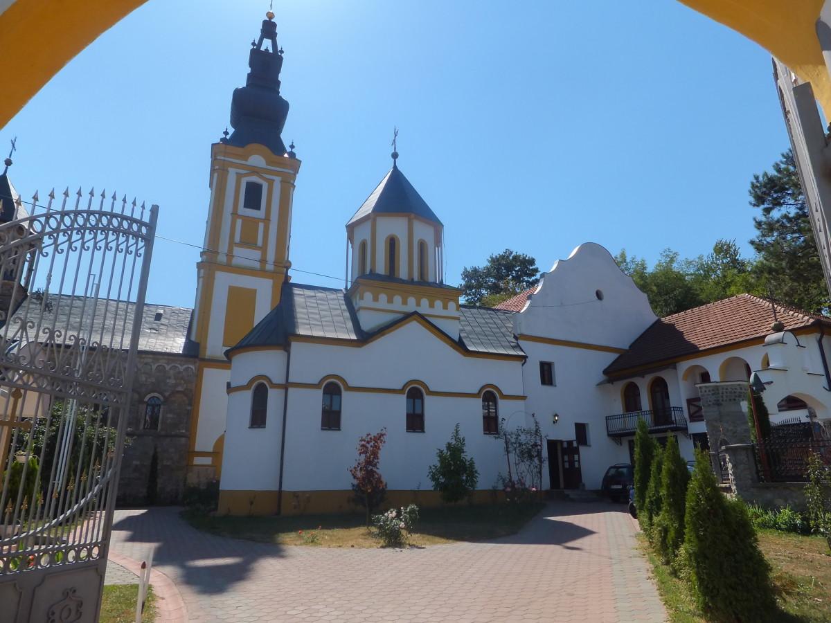 Monastery of Privina Glava 12th century.