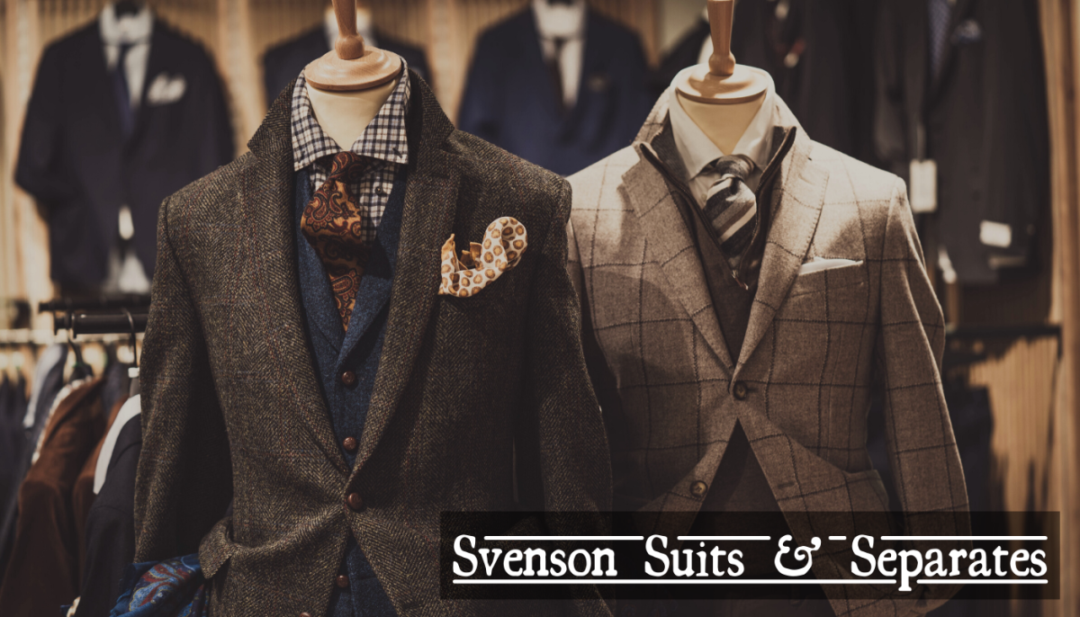 Svenson Suits & Separates