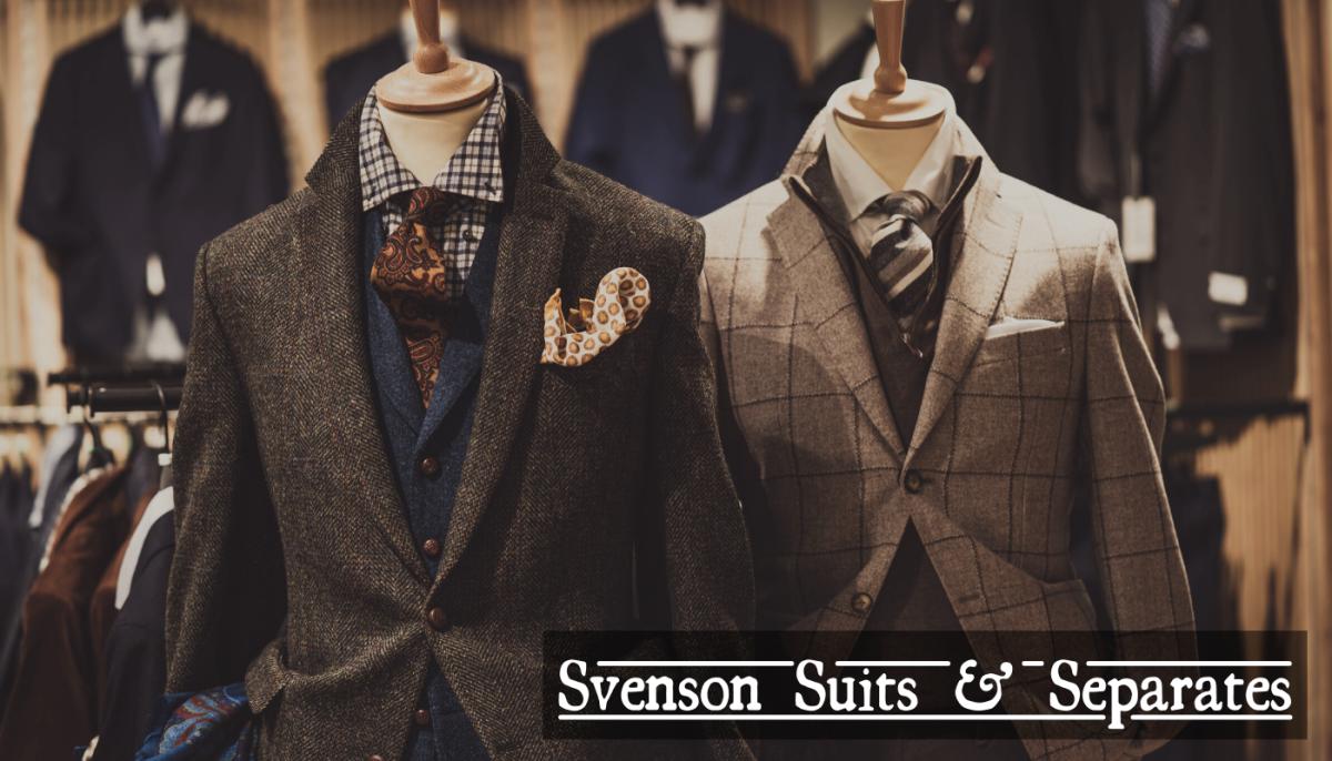 Svenson Suits&statpate