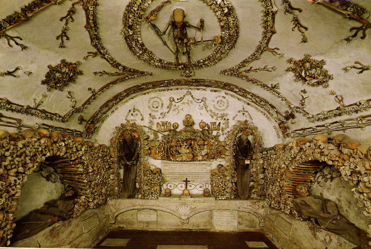 The Crypt of the Three Skeletons. Source: Thousandwonders.net.