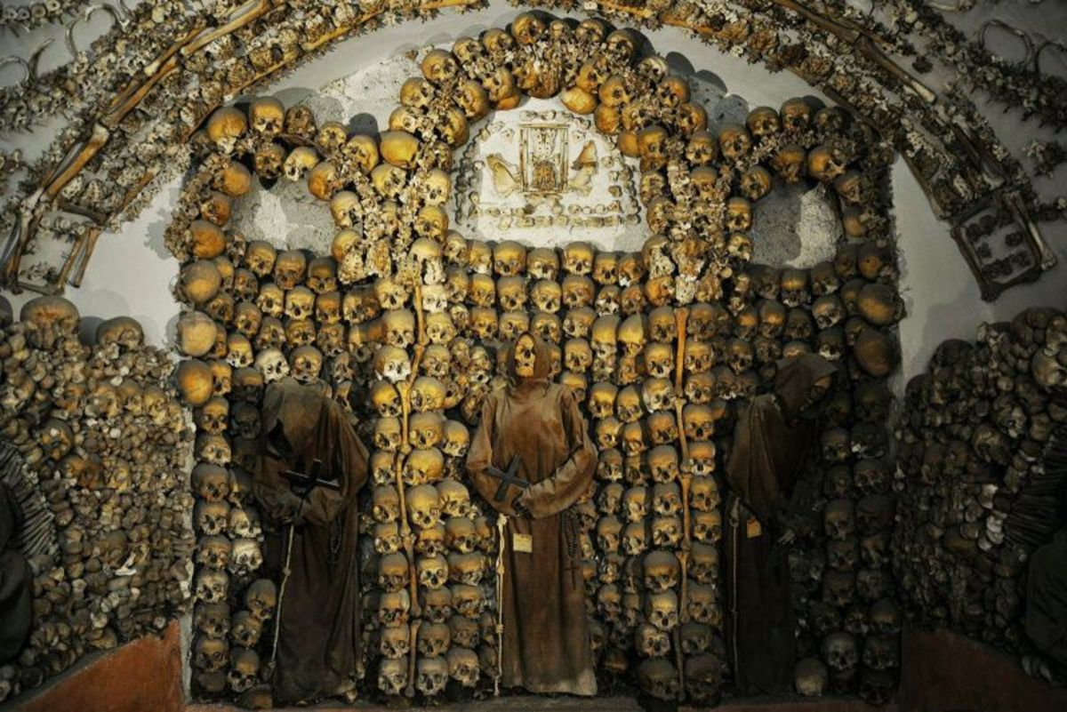 The Crypt of the Skull.