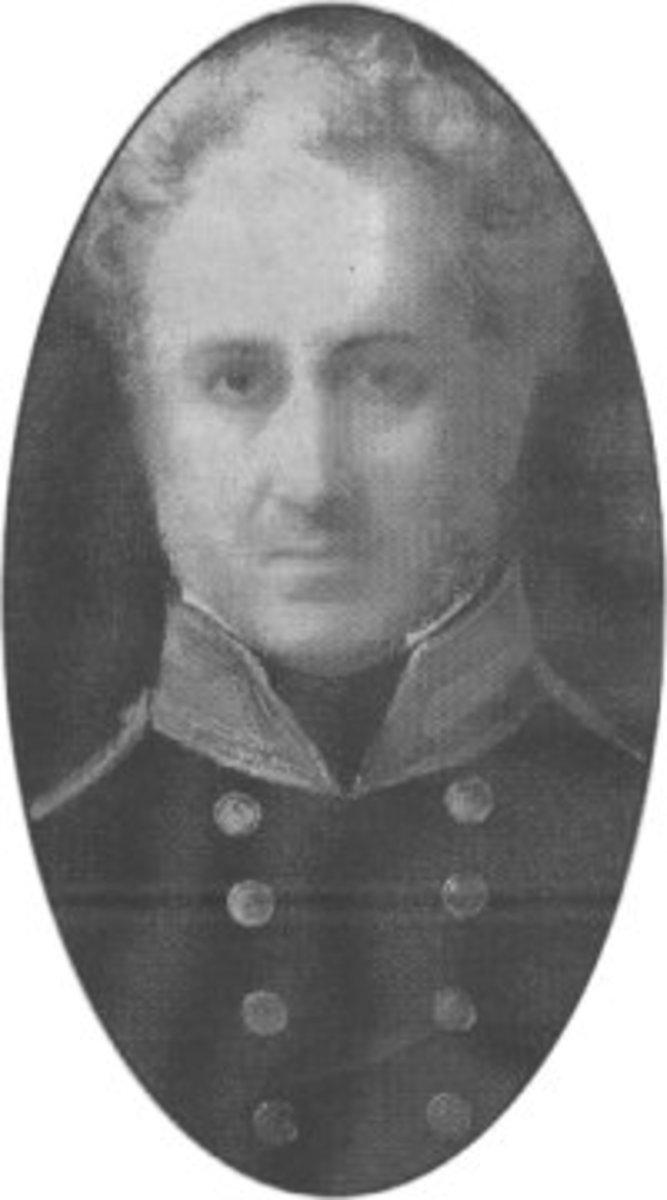 Captain Alexander Maconochie