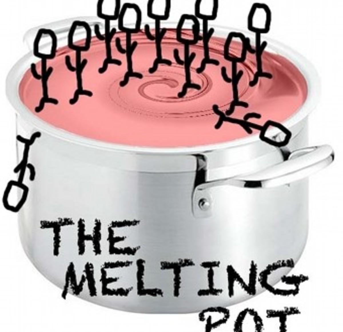 The Melting Pot of Crime