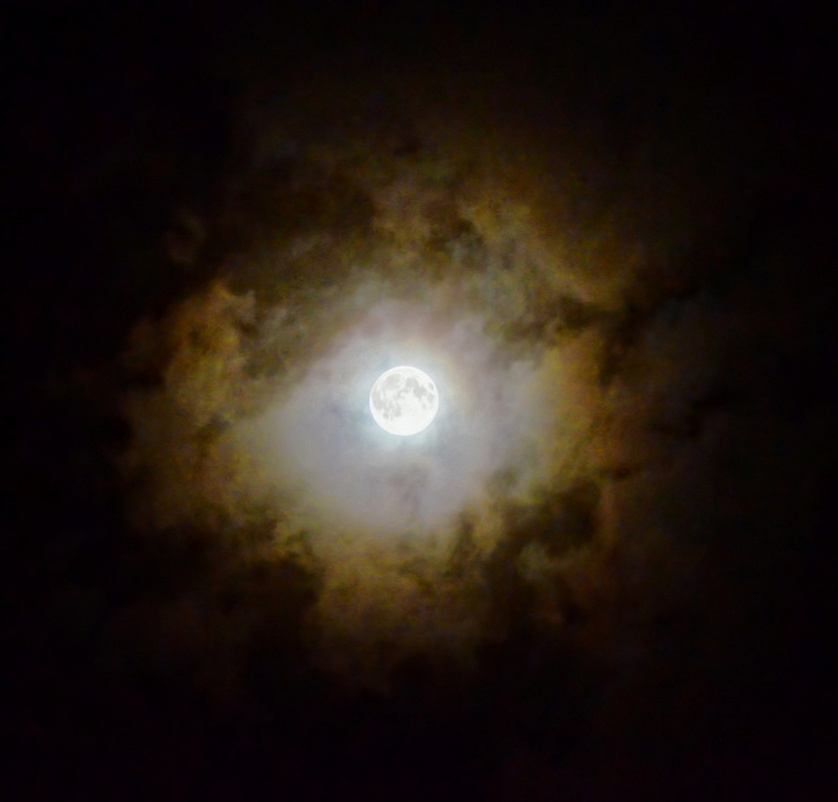 June 2014 Supermoon