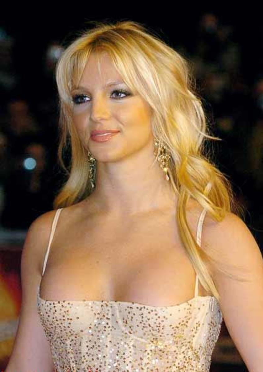 Britney is one of the most searched celebrities of the world