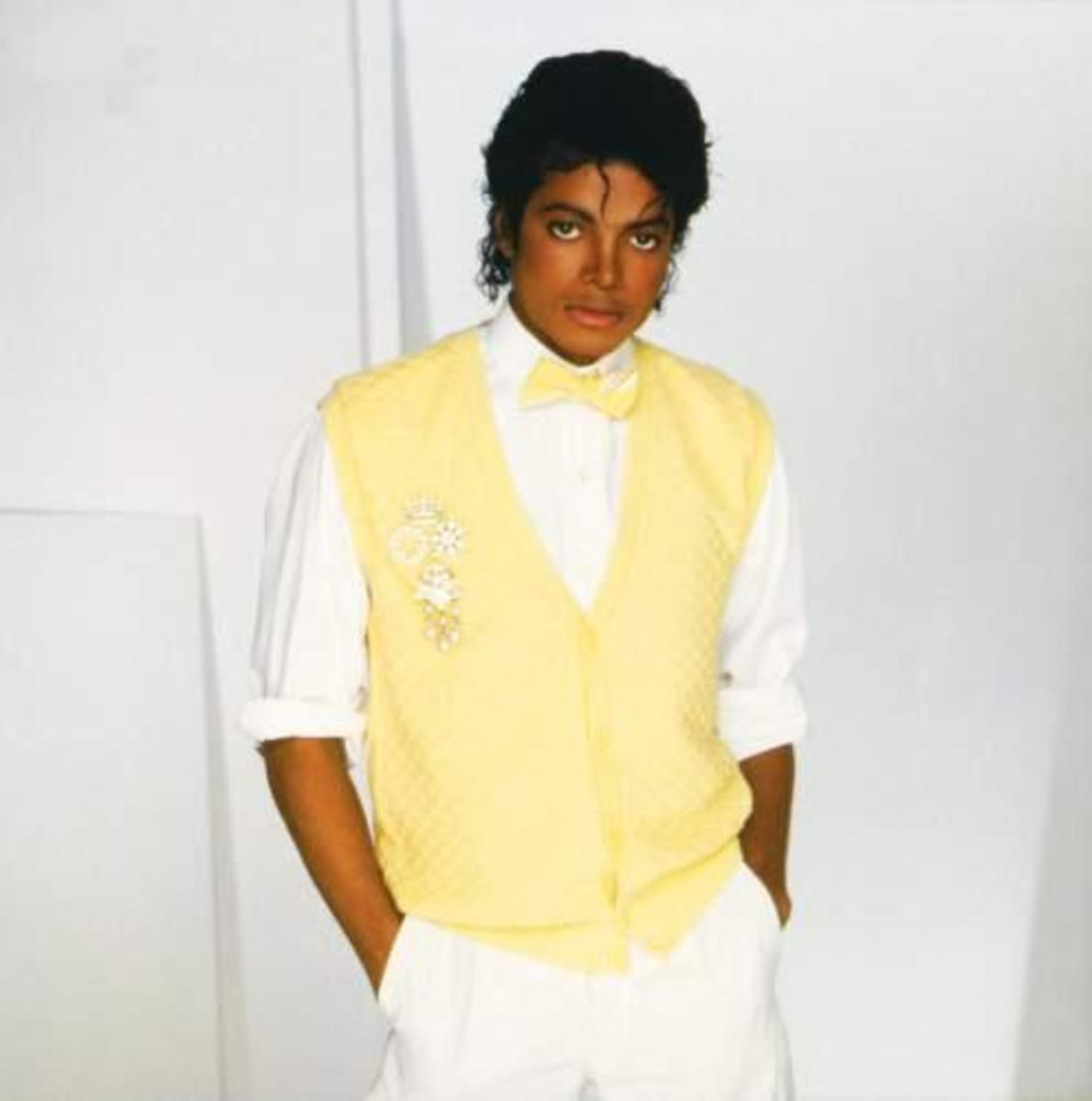 Michael Jackson is still a hugely popular name in the search engines.