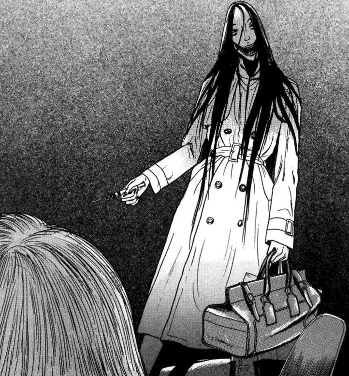 Why hello there (Zashiki Onna)