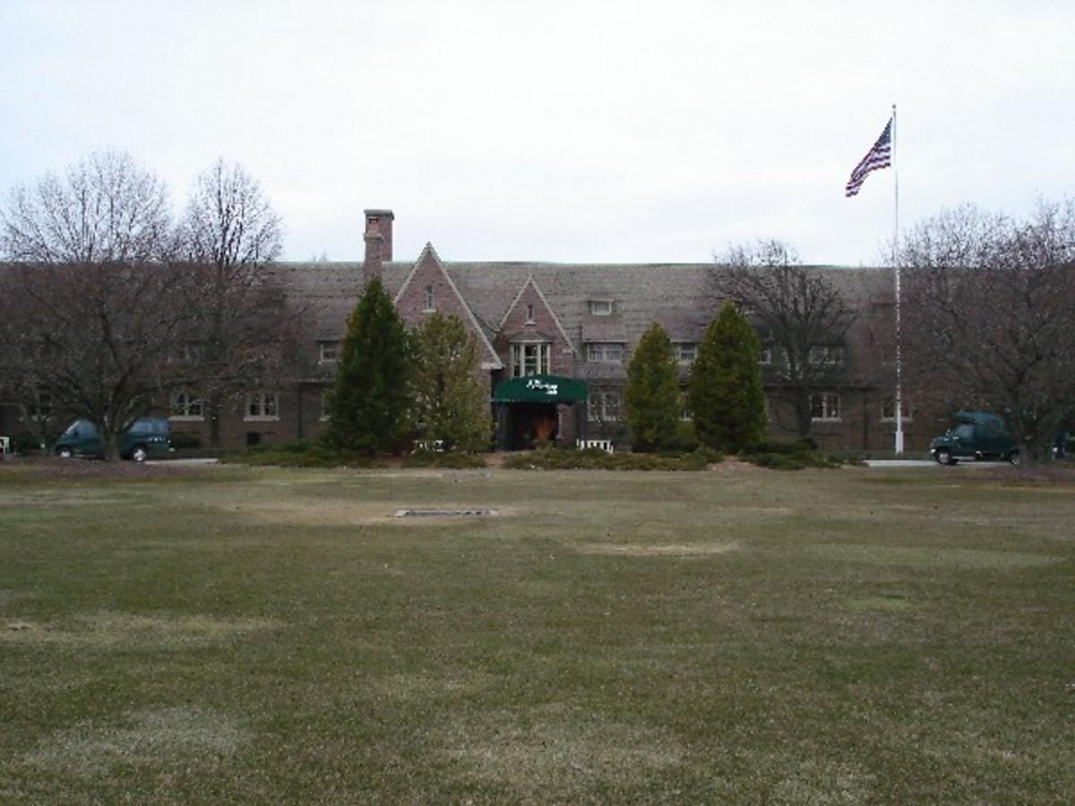 The American Club in Kohler, WI