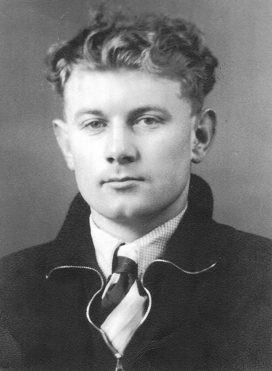 Schaft's accomplice, Dutch resistance fighter Jan Bonekamp.