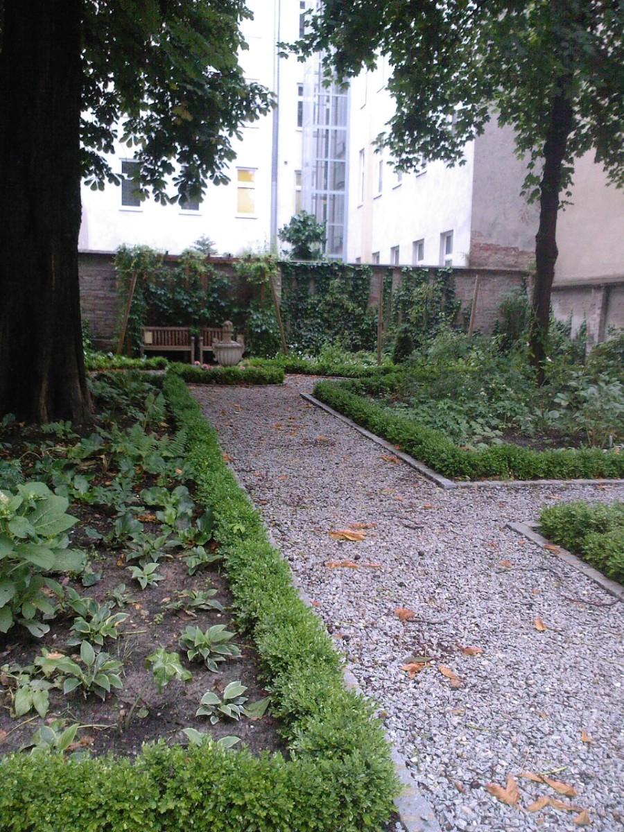 Haydn's garden