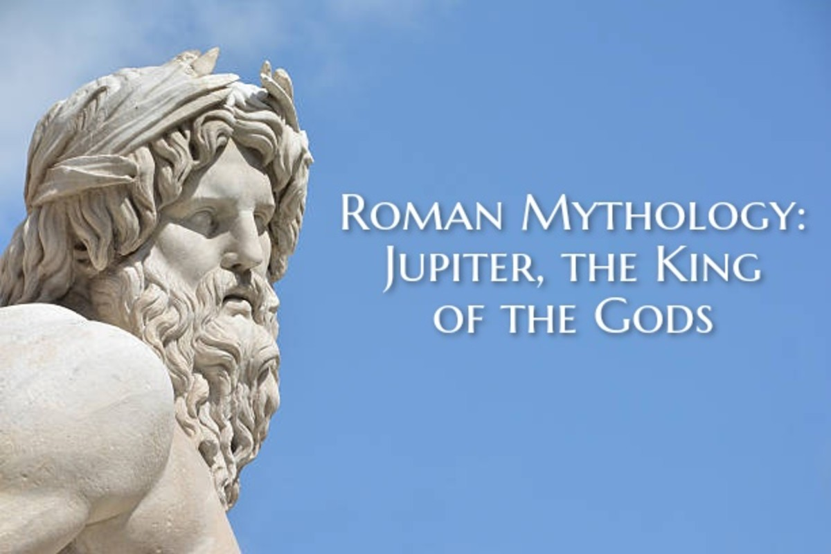 Jupiter was celebrated in Rome during the Republican and Imperial ages. He was the most important god. His decision was final. People regularly worshiped him, and Roman consuls gave oaths to him.