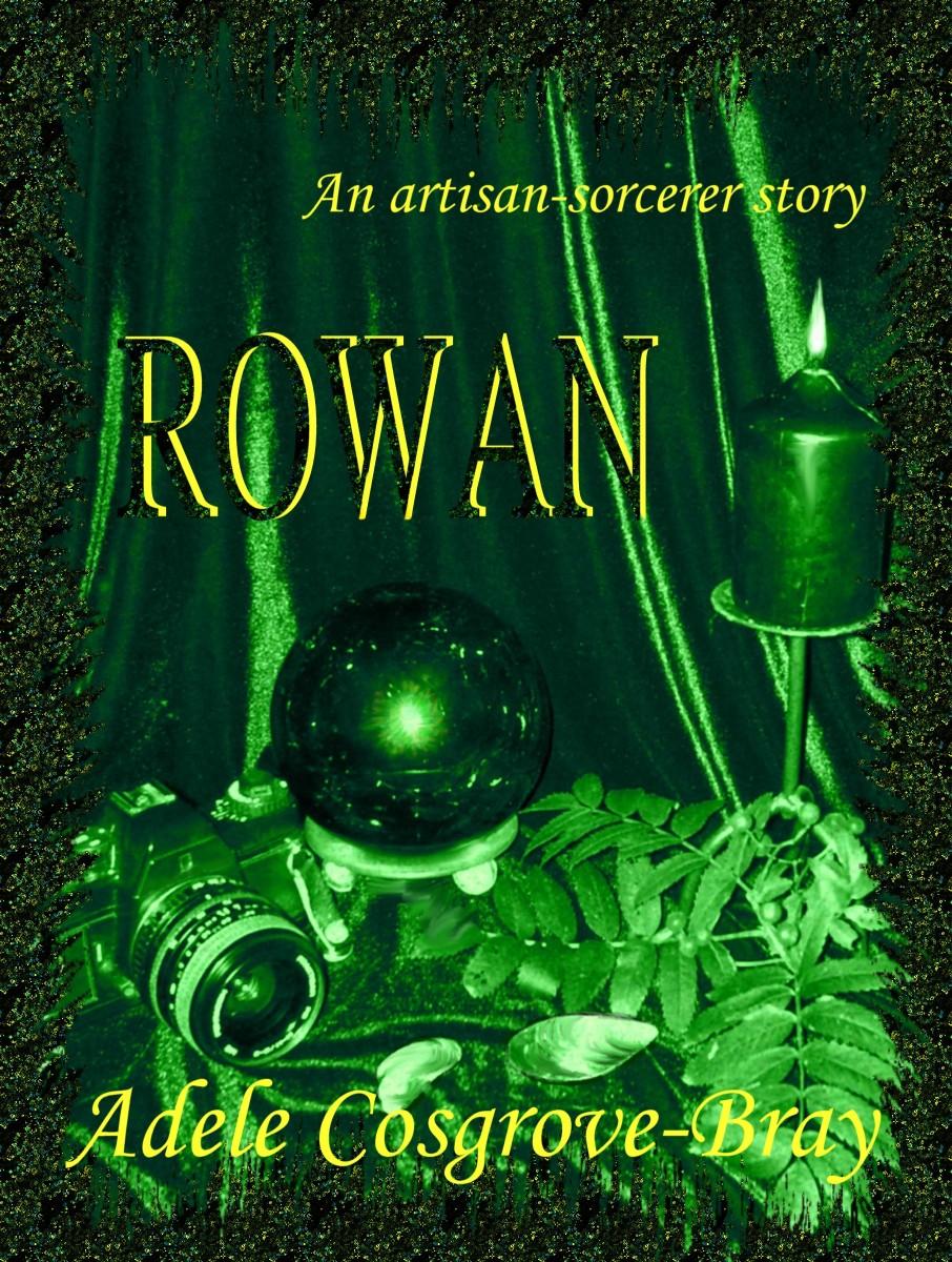 Discover the Artisan-Sorcerer series or urban fantasy/paranormal fantasy by Adele Cosgrove-Bray.