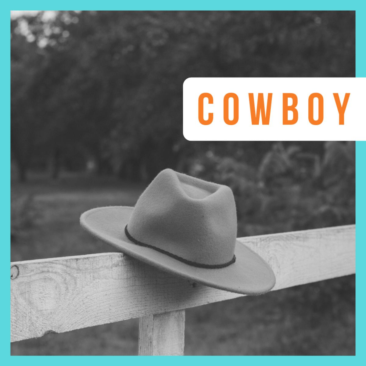 Saddle up, Cowboy.