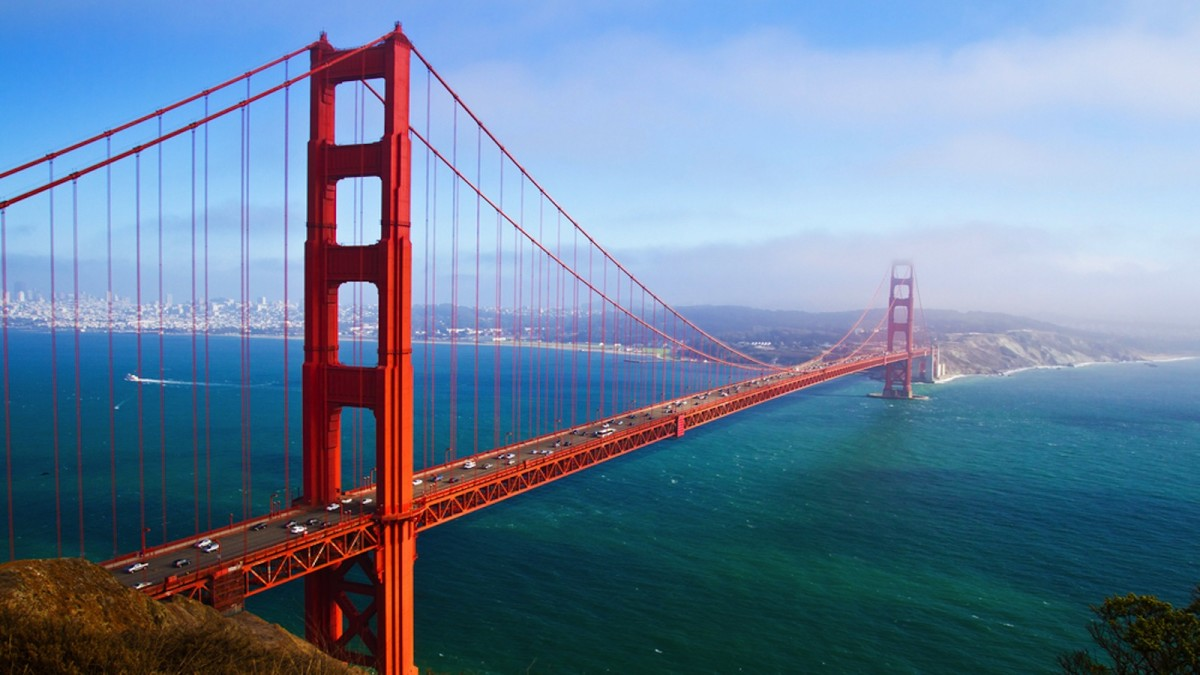 Famous Places of Interest in San Francisco