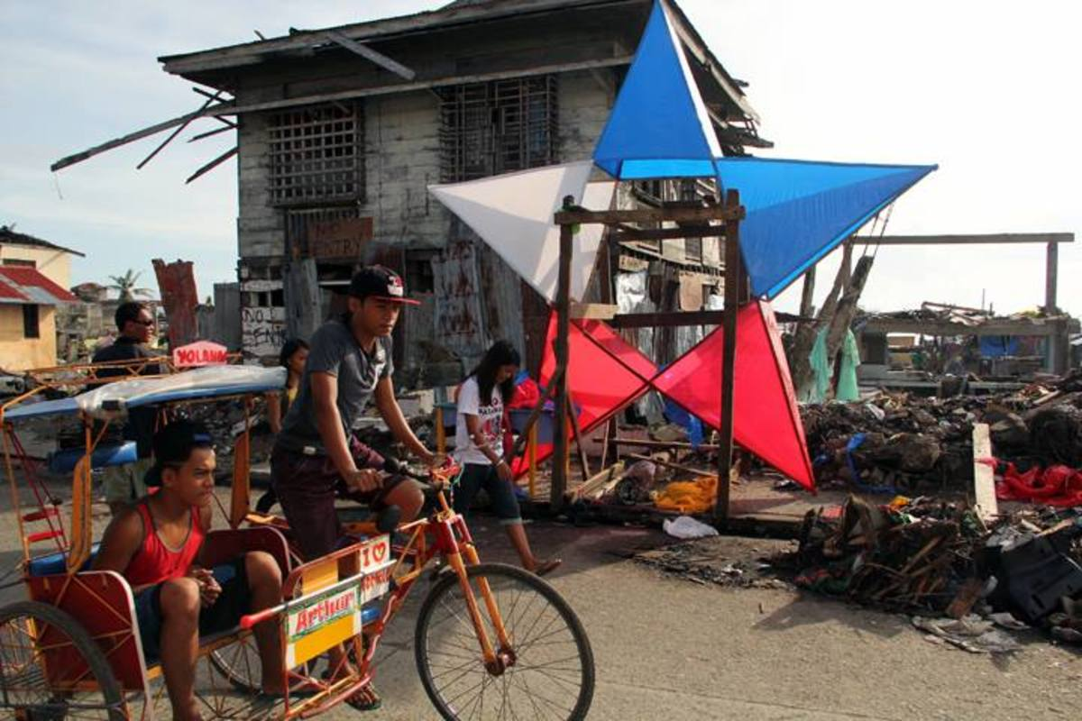 """""""Merry Christmas Tacloban"""""""