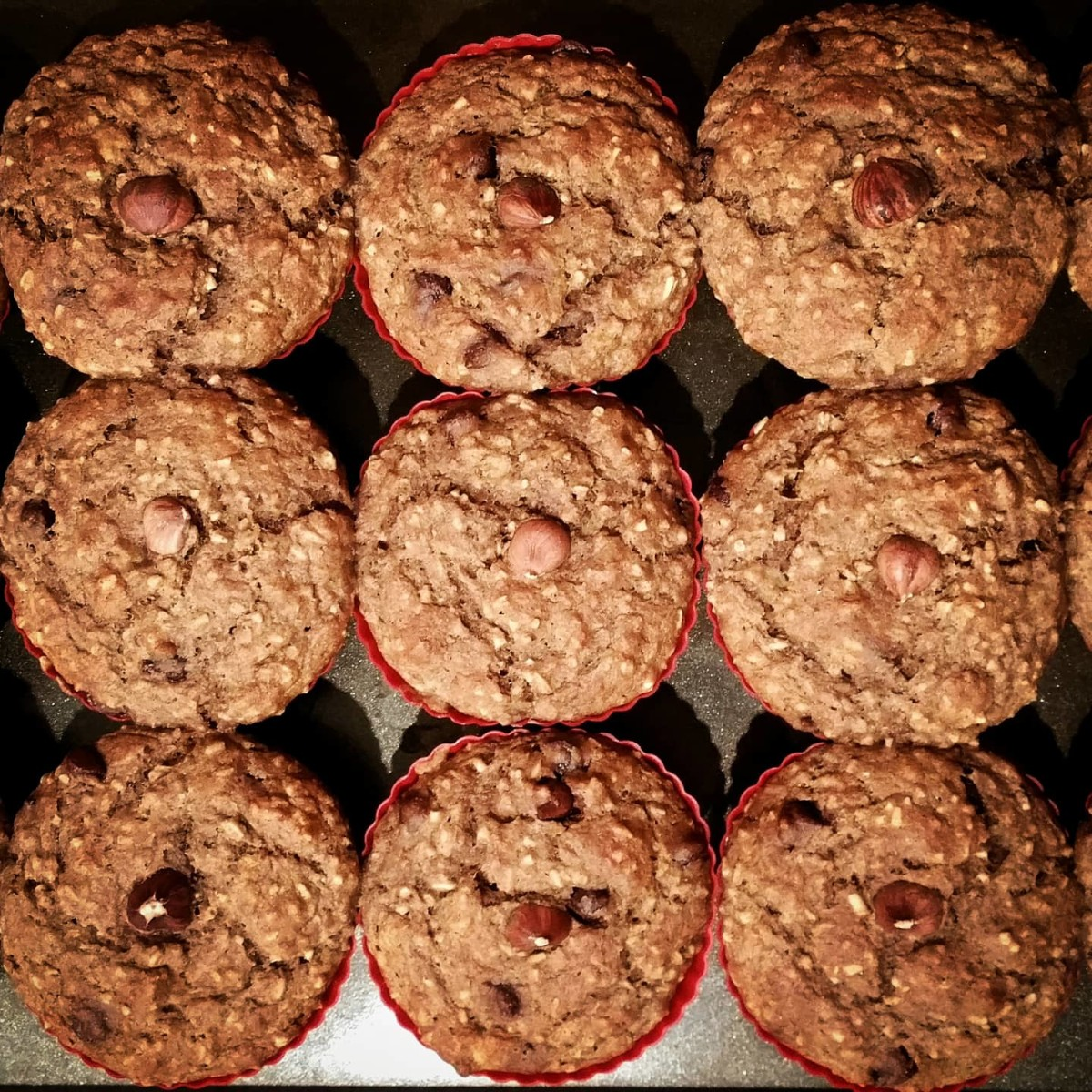 With the right ingredients, muffins can be healthy.