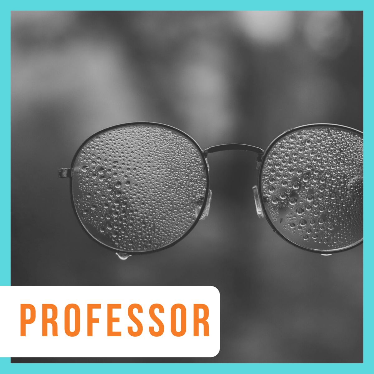 Professor Sexy or Professor Hot Stuff? The options are endless...