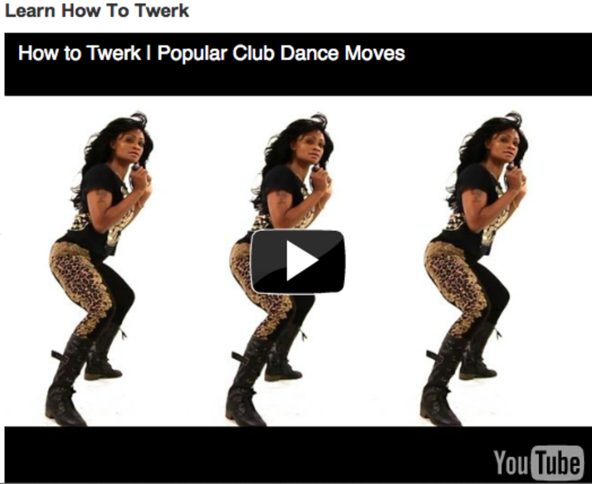 What is Twerking? Learn How To Twerk It!