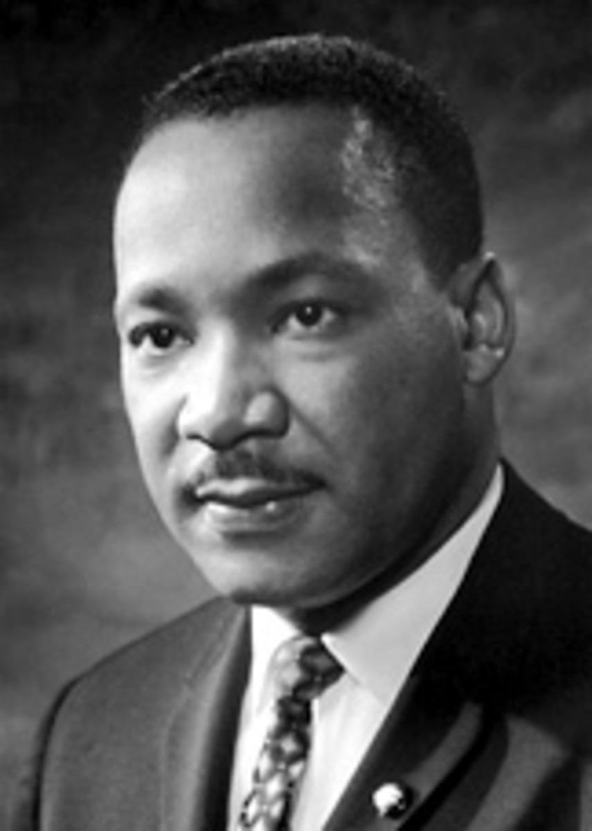 Dr. Martin Luther King, Jr.--Biographical