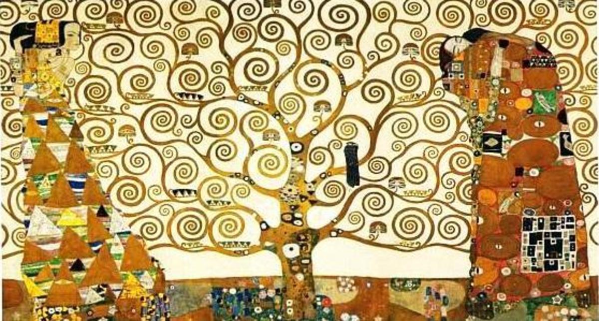 Tree Of Life, Gustav Klimt
