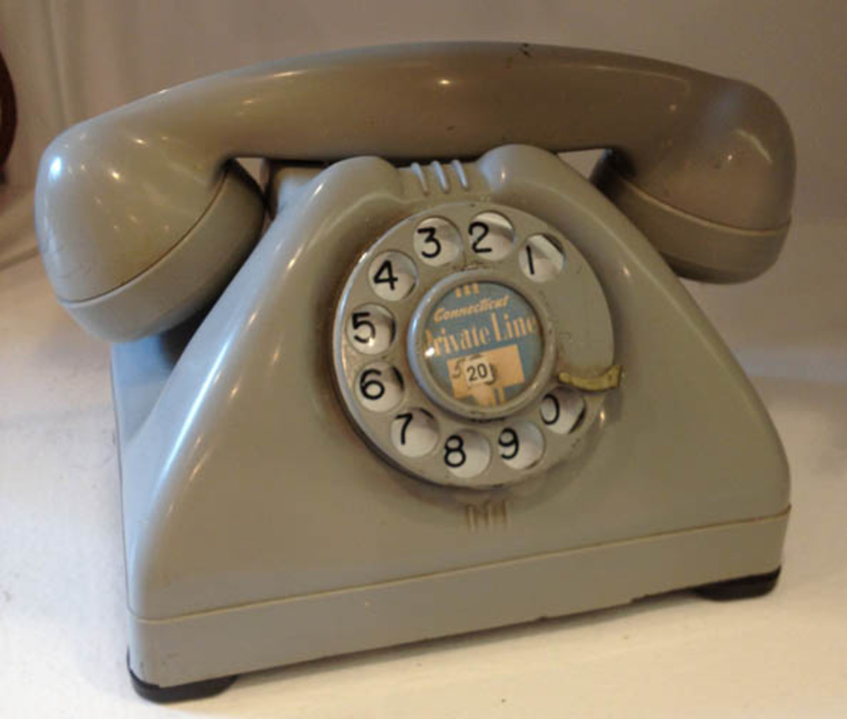 Telephones have always been made into unique shapes and various sizes.