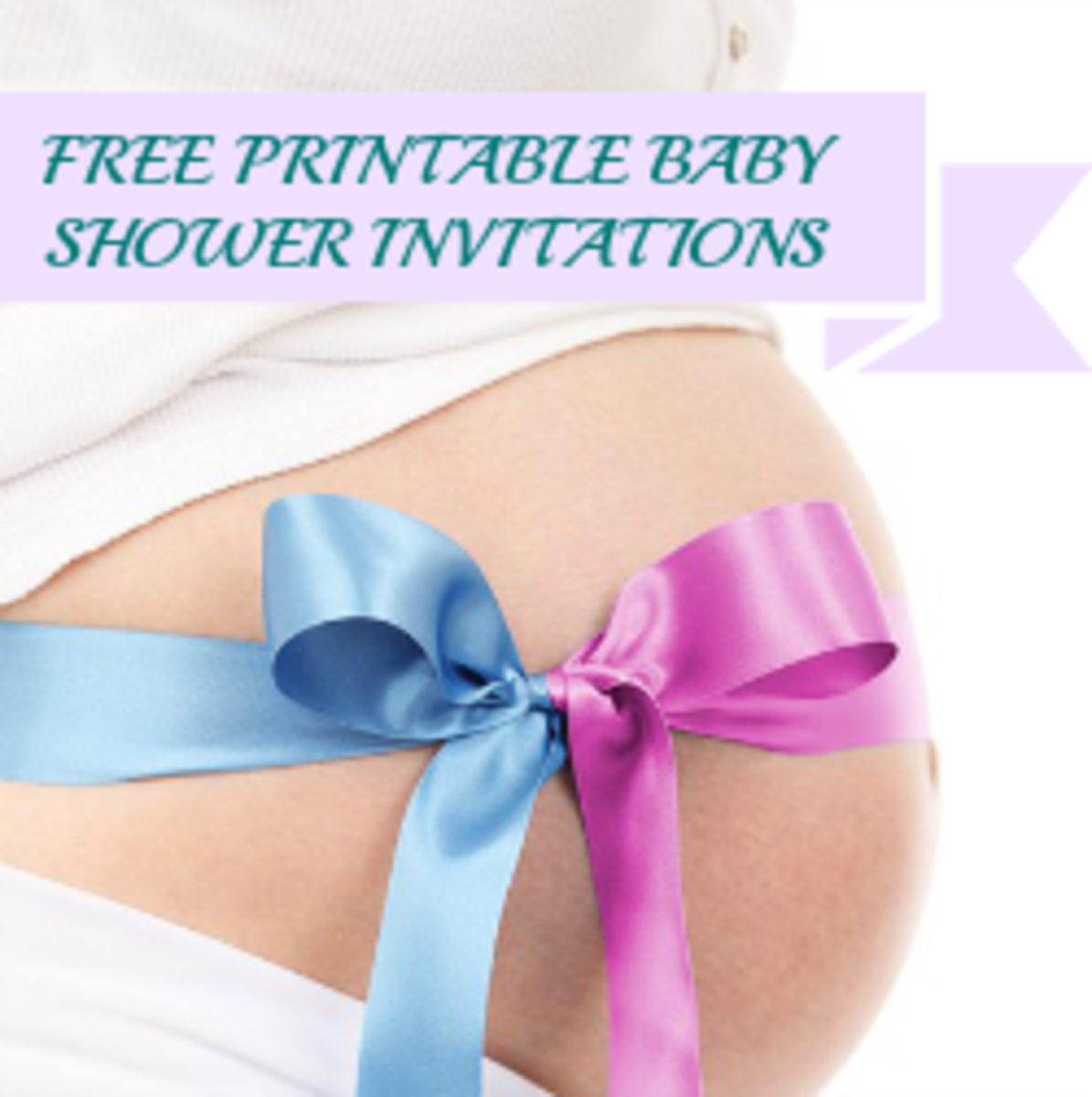 free printable baby shower invitations for boys and girls  hubpages, Baby shower invitations