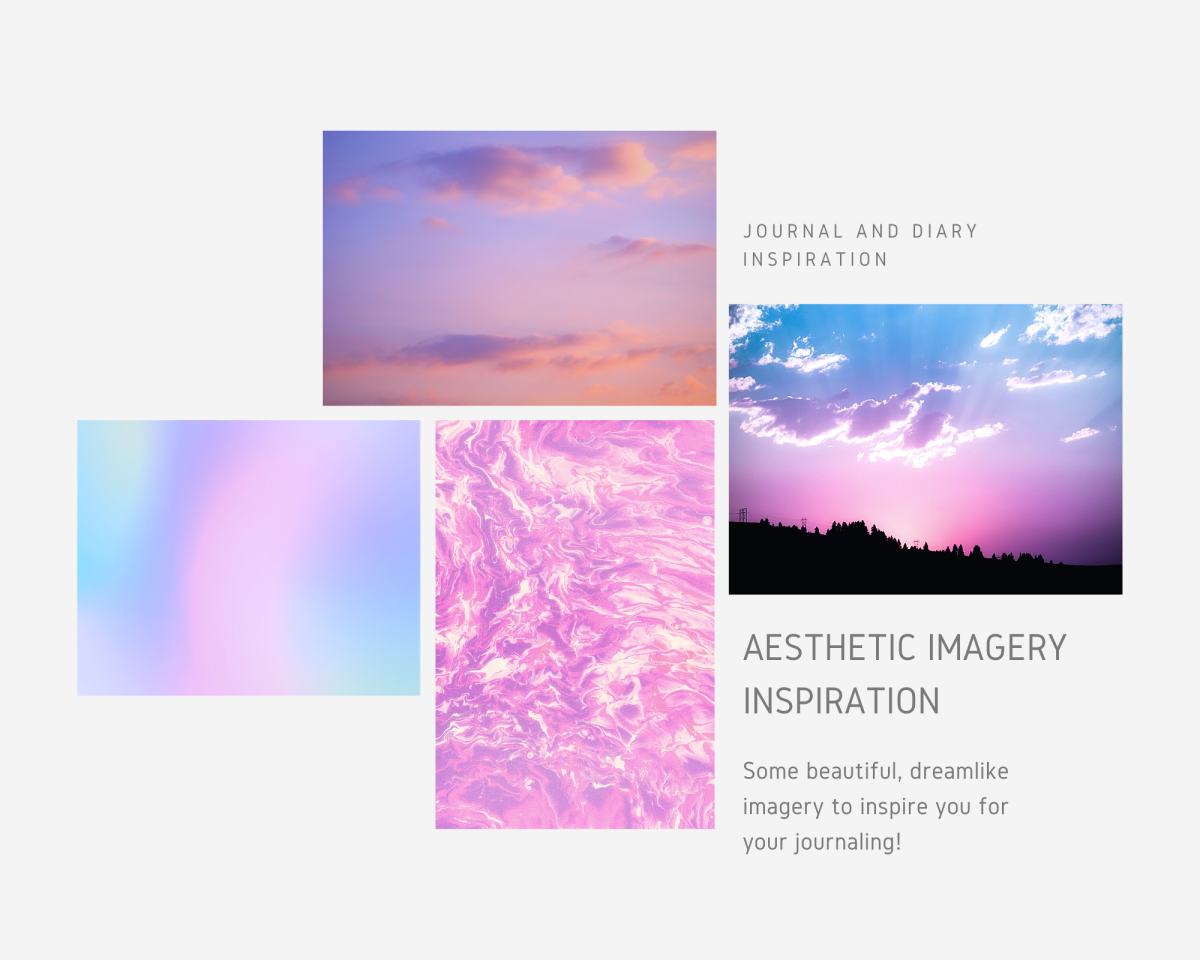 Some images from the pastel aesthetic to inspire you! These would look great with anime imagery!