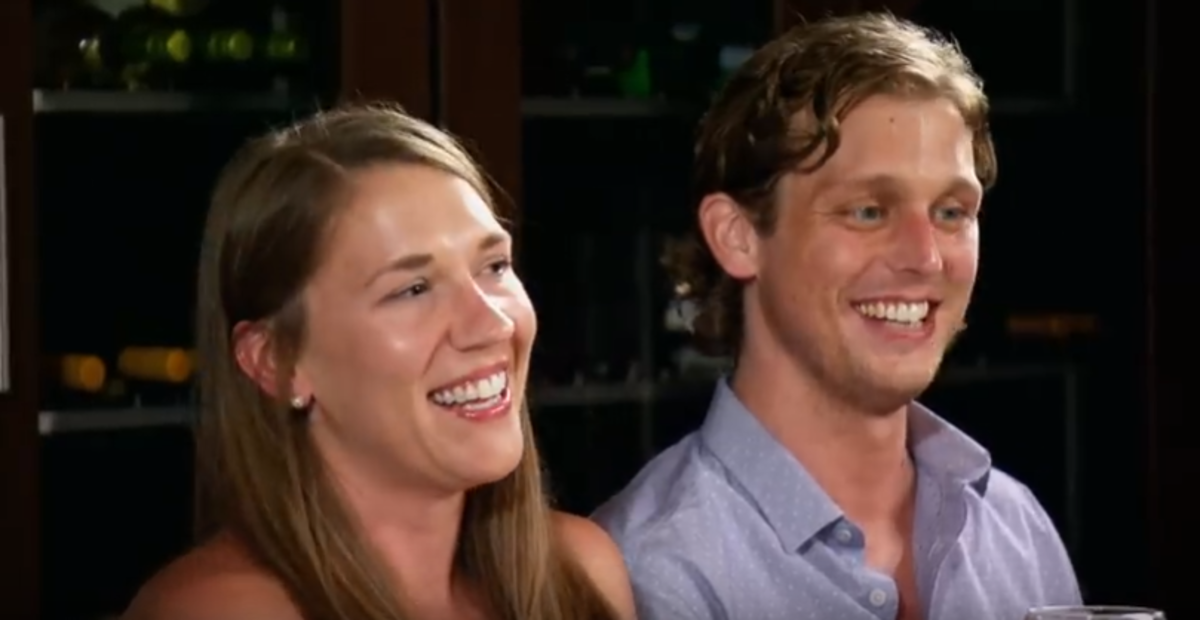 Four of the Five Couples Have Problems on 'Married at First Sight'