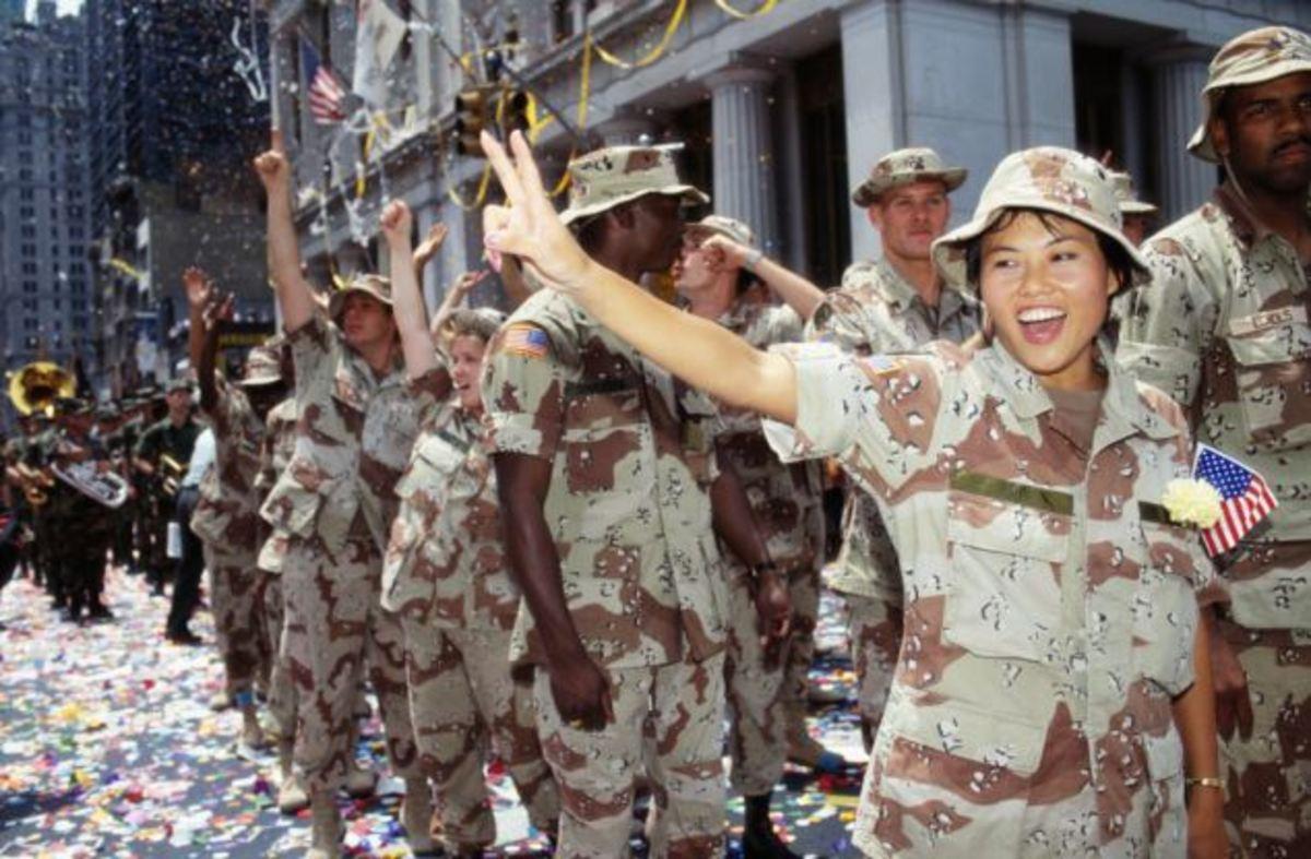 Military Appreciation Parade