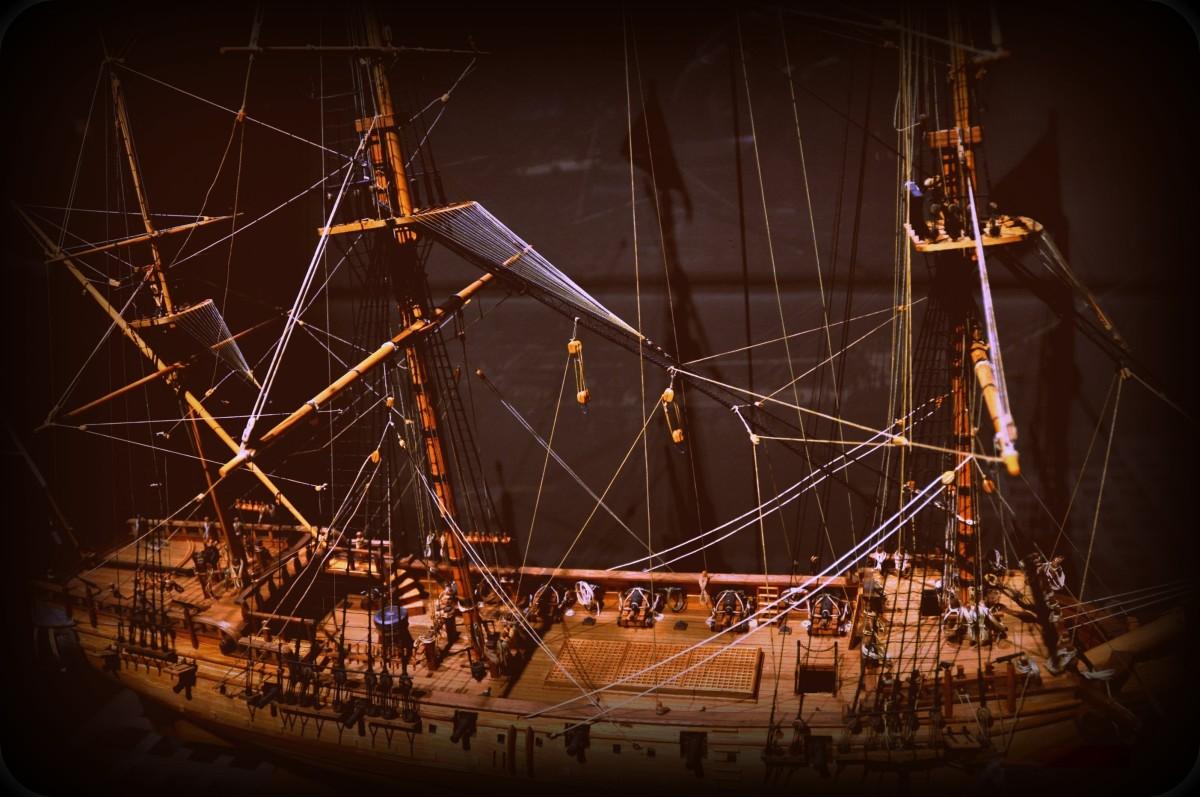 Replica of Ship Whydah