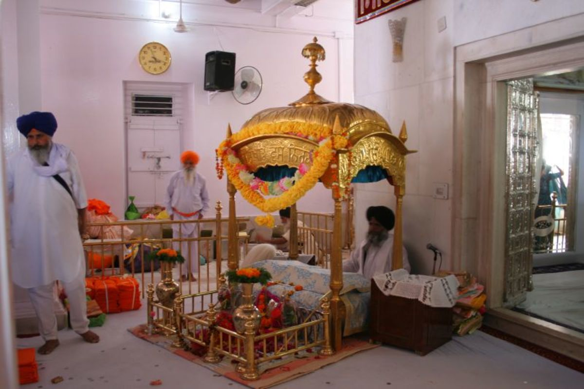 Guru Granth Sahib - The Holy Book Of Sikhs